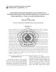 Bachelor thesis in economics pdf
