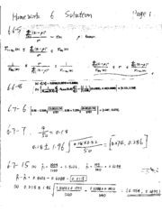 STAT 415 - Homework 6 Solution