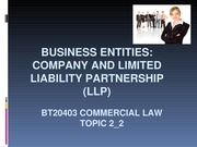 Topic2_2_Company_and_LLP_2014_Latest