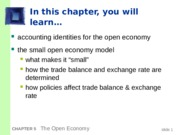lecture notes for chapter 5 the open economy