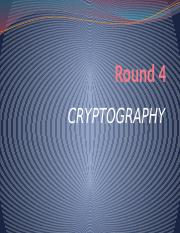 Cryptography Round 4.pptx