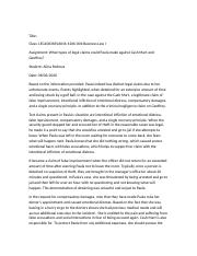 Assignment 1 week 4 Essay revised.docx