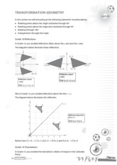 Transformation_Geometry_Notes_II