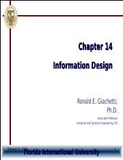 Chapter14-InformationDesign.ppt