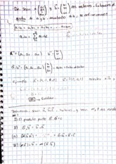 Algebra Superior  Problemas Matrices