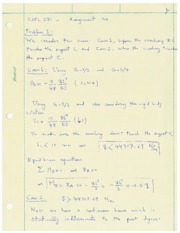 CIVL_231_Assignment_3a_Solution