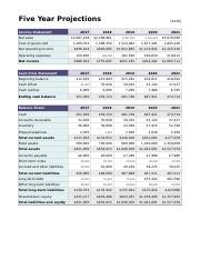 5 year projection income statement.xlt