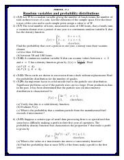 Sheet 3 solutions