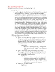 ENGL 383 Study Guide - Fall 2012