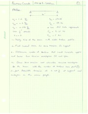 Homework 3 Solution on Prestressed Concrete Design