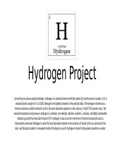 Hydrogen Project.pptx