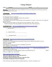 Ecology Webquest.doc