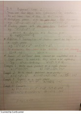exponent laws