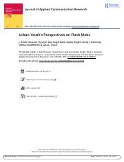 Urban Youth s Perspectives on Flash Mobs.pdf