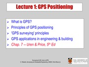 L1_Intro to GPS