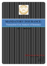 Article Review on Mandatory Insurance (New-Edited)