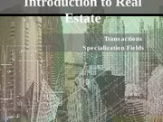 Class 1 Intro to Real Estate careers