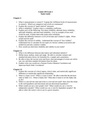 Comm 228 Study Guide 2