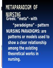 60217697-Theoretical-Foundations-of-Nursing-ppt