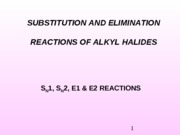 Alkyl Halides1