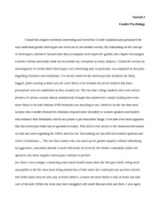 Gender Psych- Journal 2