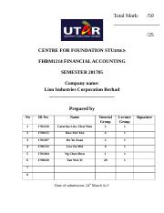 Financial accounting assignment (complete).doc