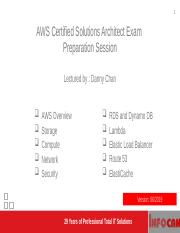 AWS Certified Solutions Architect Exam.pptx