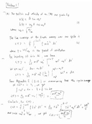 Physics 325 Spring 2011 Homework 5 Solutions