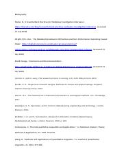 Bibliography of Human resource management.docx