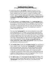 9th Grade ELA Lesson Plans December 2008