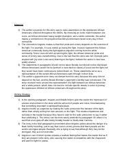 Gcse spanish writing essay