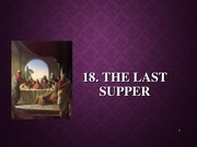 Last SupperW14a