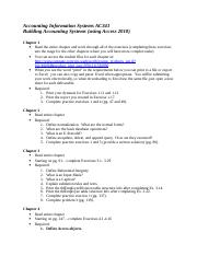 Building Accounting Systems - Access 2010 (1).doc