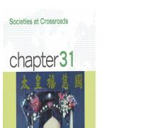 TB PDF - Societies at Crossroads (Chapter 31)