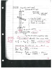 Structural Engineering Questions and Solutions - Columns