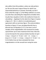 Monte Carlo Methods in Statistical Physics chapter 1 (Page 305-306)