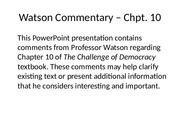 Watson_Chpt10_comments