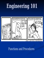 03 - Functions and Procedures - Full