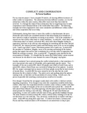 article essay