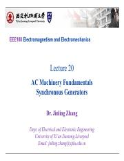 EEE108 Lectures20_ Synchronous_Generators_Upload