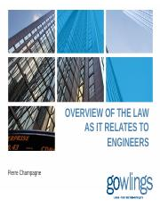 8 Champange_ECOR4995_Law-for Engineers.pptx