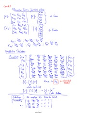 Class 8 Notes problems and solutions