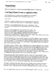 leaving_islam_is_not_a_capital_crime