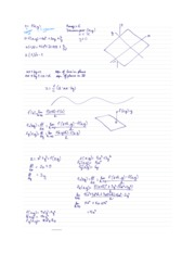 Chapter 9 Note_ Multi- variable calculus