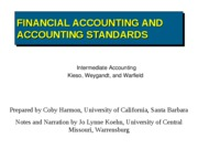 ch 1 Financial Accounting and Accounting Standards