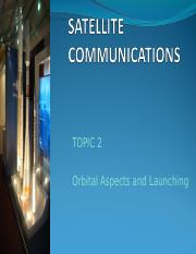Chapter 2- Orbital Aspects and Launch_new.ppt
