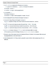 Math Text answers cpt 5 review