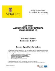 ACCT1501 Accounting and Financial Management 1A Semester 2 2017 .pdf