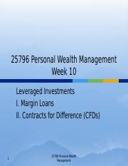 Week 9 - Leveraged Investments(1)
