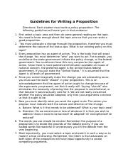 Guidelines for Writing a Proposition.docx